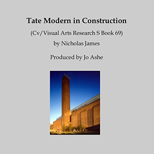 Tate Modern in Construction audiobook cover art
