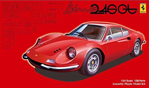 1/24 Riyal Serie Sports Car No.101 Dino 246GT