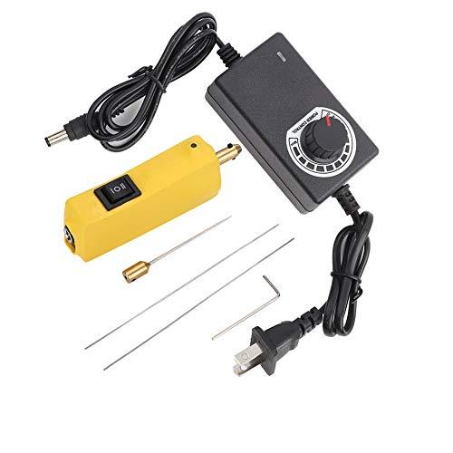 Herramienta de eliminación de pegamento eléctrico-Máquina de limpieza de pegamento CJ6 + 100-240V US OCA Herramienta de eliminación de pegamento para reparación de pantalla LCD de teléfono móvil