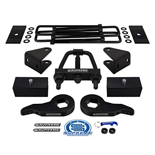 04 2500hd lift kit - 5