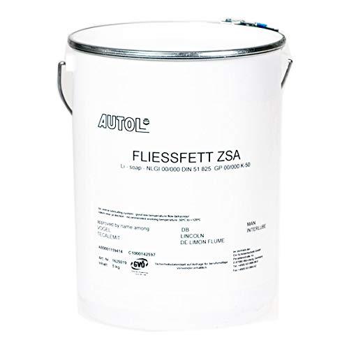 Autol ZSA Fliessfett - 5kg Eimer - 6,99 € pro KG