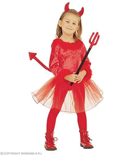 WIDMANN Widman - Disfraz de diablo infantil (3679D)