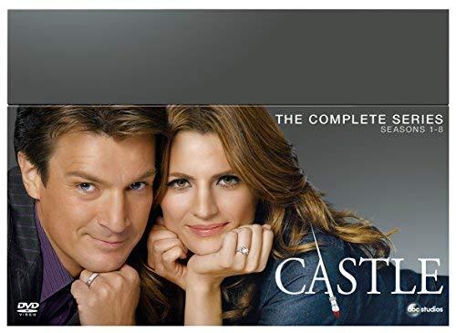 Castle - Seasons 1-8 - 45-DVD Box Set ( )