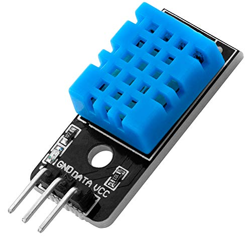 AZDelivery KY-015 Módulo del sensor de temperatura DHT11 con E-Book incluido!