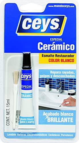 ceys CE505101 Adhesivo restaurador ceramico, 0 W, 0 V, Blanco