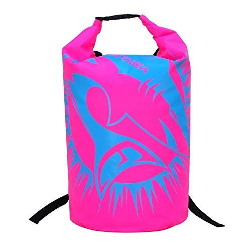 ExtaSea Dry Backpack wasserdichter Transport Rucksack pink 40L