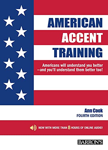 American Accent Training with Online Audio