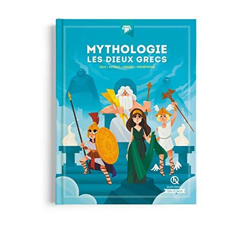 Mythologie Les dieux grecs: Athéna - Hermès - Perséphone - Zeus
