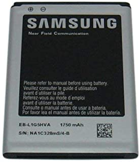 Standard Replacement OEM Battery EB-L1G5HVA 1750 mAh for Samsung Galaxy S Blaze 4G (Renewed)