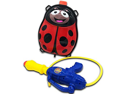 Hoovy Backpack Water Gun | Squirts up to 30 ft. | Larger Fill Tanks...