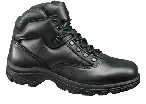 Thorogood Women's 534-6574 Soft Street Series - Ultimate Cross-Trainer, Non-Safety Toe Shoe, Black - 8.5 M US