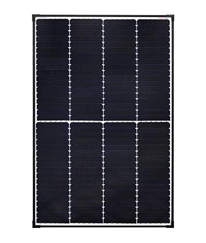 enjoy solar® Módulo solar monocristalino de 150W 12V Schindel technologie Mono panel solar con novela