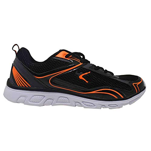 LEGEA Sneakers Nero Scarpe Uomo Running Athletics