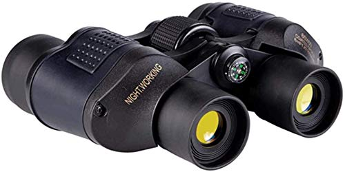 ZHAOJ 60X60 Binoculars HD Day Night Waterproof 160000M Coordinates Telescopes for Camping