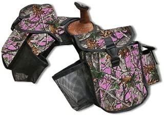 Showman Real Oak Camouflage Cordura Nylon Insulated Horn Bag