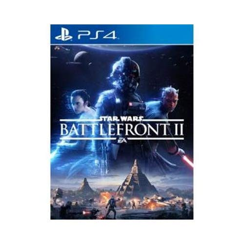 Mecca PS4 Star Wars Battlefront II