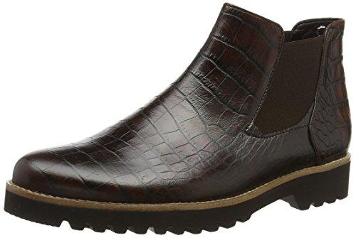 Gabor Shoes 32.731 Damen Chelsea Boots, Braun (teak (S.s/c/Micro) 94), 40.5 EU