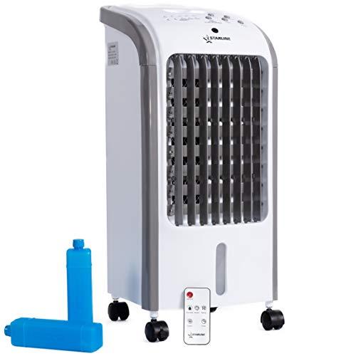 Ventilador con Humidificador Portatil 3 en 1 Climatizador