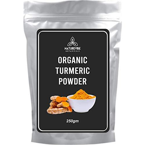 Organic Premium Turmeric Root Powder (250g)