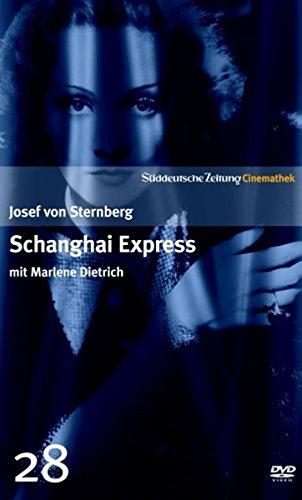 Shanghai Express mit Marlene Dietrich - SZ Cinemathek Traumfrauen 28