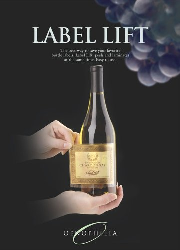 Label Lift 20-Pack by Oenophilia