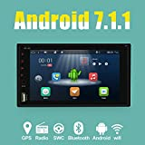Neues Produkt 2G RAM 32G ROM 2DIN Android 6.0Auto DVD-Player 15,7cm mit GPS Navigation Stereo unterstützt Bluetooth Wifi Spiegel Link Lenkrad OBD DAB am/fm mit kostenloser Kamera...