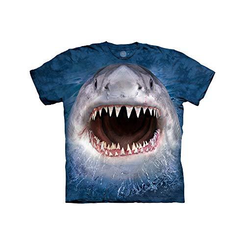 The Mountain Wicked Nasty Shark Kids Tee