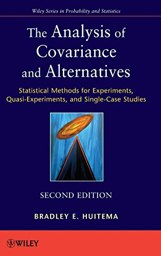 The Analysis of Covariance and Alternatives: Statistical Methods for Experiments, Quasi-Experiments, and Single-Case Studies (Wiley Series in Probability and Statistics, Band 608)
