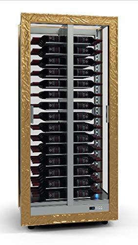 Cantinetta per vino, liquori e champagne -Refrigerazione statica e ventilata - Termoregolatore (SF00)
