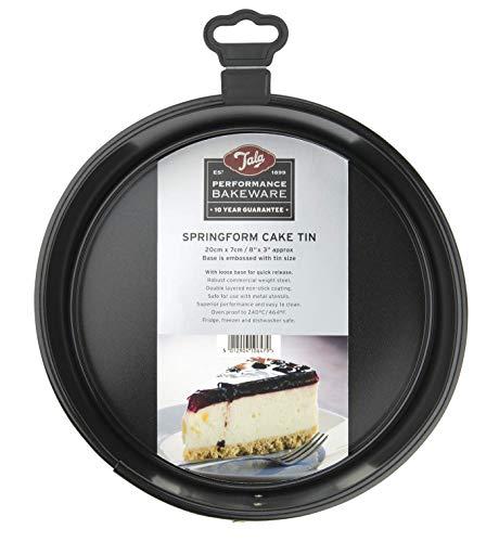 Tala Performance 10A10647 Bakeware 20cm Springform Cake Tin Bl