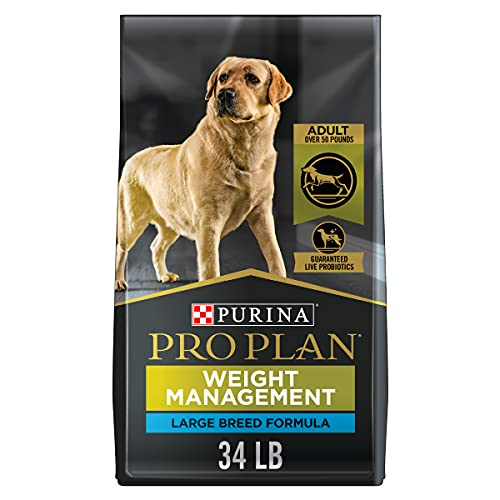 Purina Pro Plan Large Breed Weight Management...
