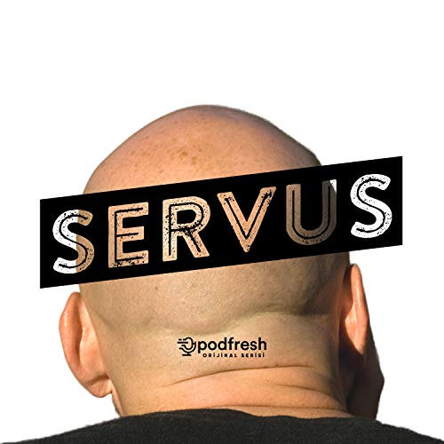 Servus #005 - Uraz Kaspar (Podfresh) Podcast By  cover art