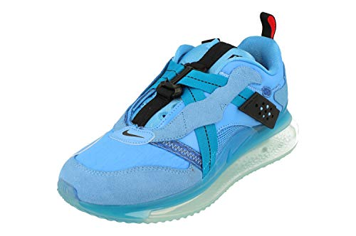 Nike Air MAX 720 Slip/OBJ Hombre Running Trainers DA4155 Sneakers Zapatos (UK 6 US 7 EU 40, University Blue Black 400)