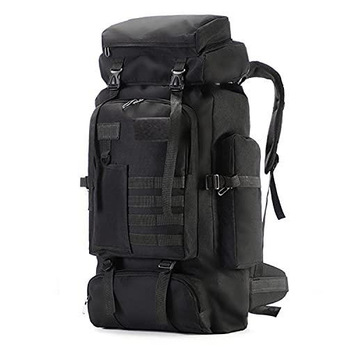 75L Hiking Backpack Outdoor Durable Waterproof Backpack for Hiking, Backpacking, Traveling, Camping,...