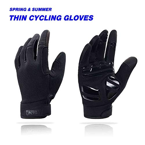 OZERO warm gloves,thermal gloves with polar fleece and cotton lining for indoor/&outdoor sports and light work in winter,1 pair