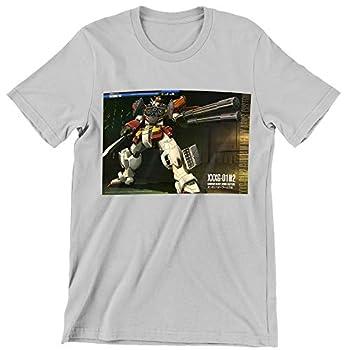 Mobile Suit Gundam Mobile Suit Gundam Wing XXXG 01H2 Gundam Heavy Arms Custom Tshirt Long Sleeve Sweatshirt Hoodie