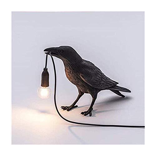 Gertok Black Standing Lamp