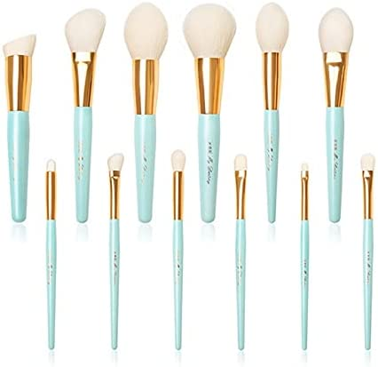 Make Up Brushes Ranking TOP11 Class 12Pcs Natural Ranking integrated 1st place Makeup Set Goat Hair