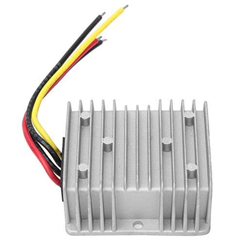 Módulo convertidor de potencia, convertidor Buck DC36V / 48V reductor a 24V 480W, convertidor de potencia resistente al agua, para alarmas eléctricas de coche y camión(DC36V/48V to 24V)
