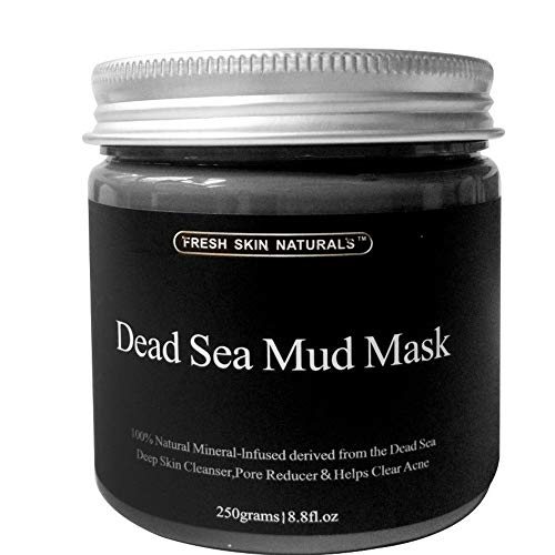 Disaar Beauty Dead Sea Mud Mask For Face And Body