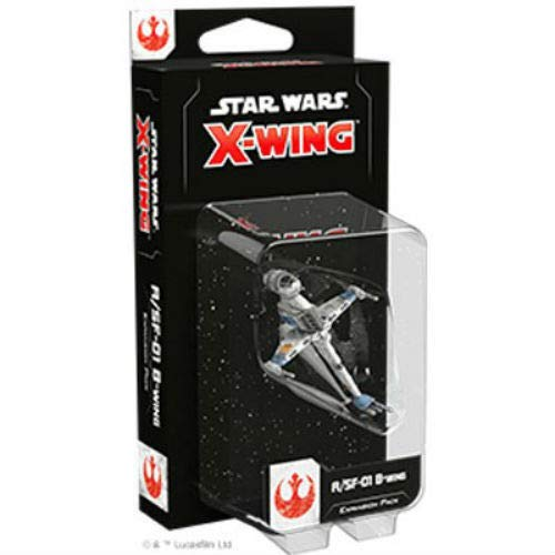 Fantasy Flight Games X-Wing 2ND Ed: A/Sf-01 B-Wing
