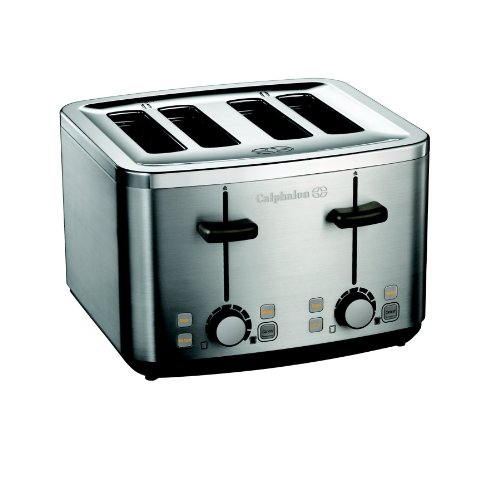 Calphalon 4 Slot Stainless Steel Toaster