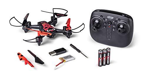 Carson 500507153 X4 Angry Bug 2.0, 100% flugfertig, Ferngesteuerter, RC Quadcopter, inkl. Batterien und Fernsteuerung