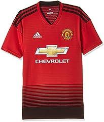 Adidas Camiseta Manchester United 1ª Equipación 2018/2019 Hombre