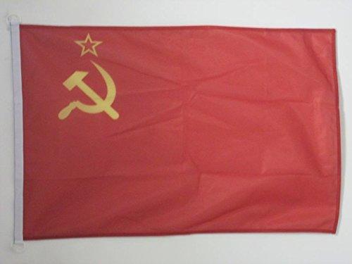 AZ FLAG Bandera de la URSS 150x90cm Uso Exterior - Bandera