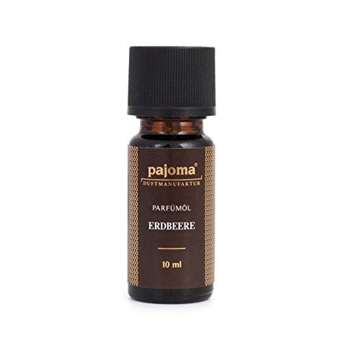 pajoma Duftöl Erdbeere, Golden Line, Parfümöl, 10 ml