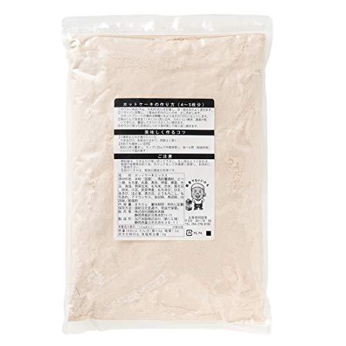 雑穀ホットケーキミックス (850g)