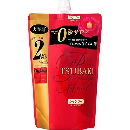 TSUBAKI プレミアムモイストシャンプー 660ml 詰め替え用