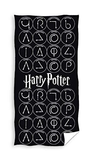 Harry Potter HP191052 Badetuch Handtuch Strandtuch Duschtuch 70 x 140 cm