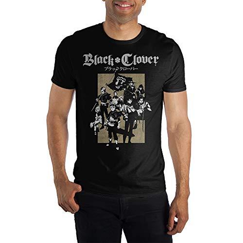 Black Clover Manga T-Shirt-Medium